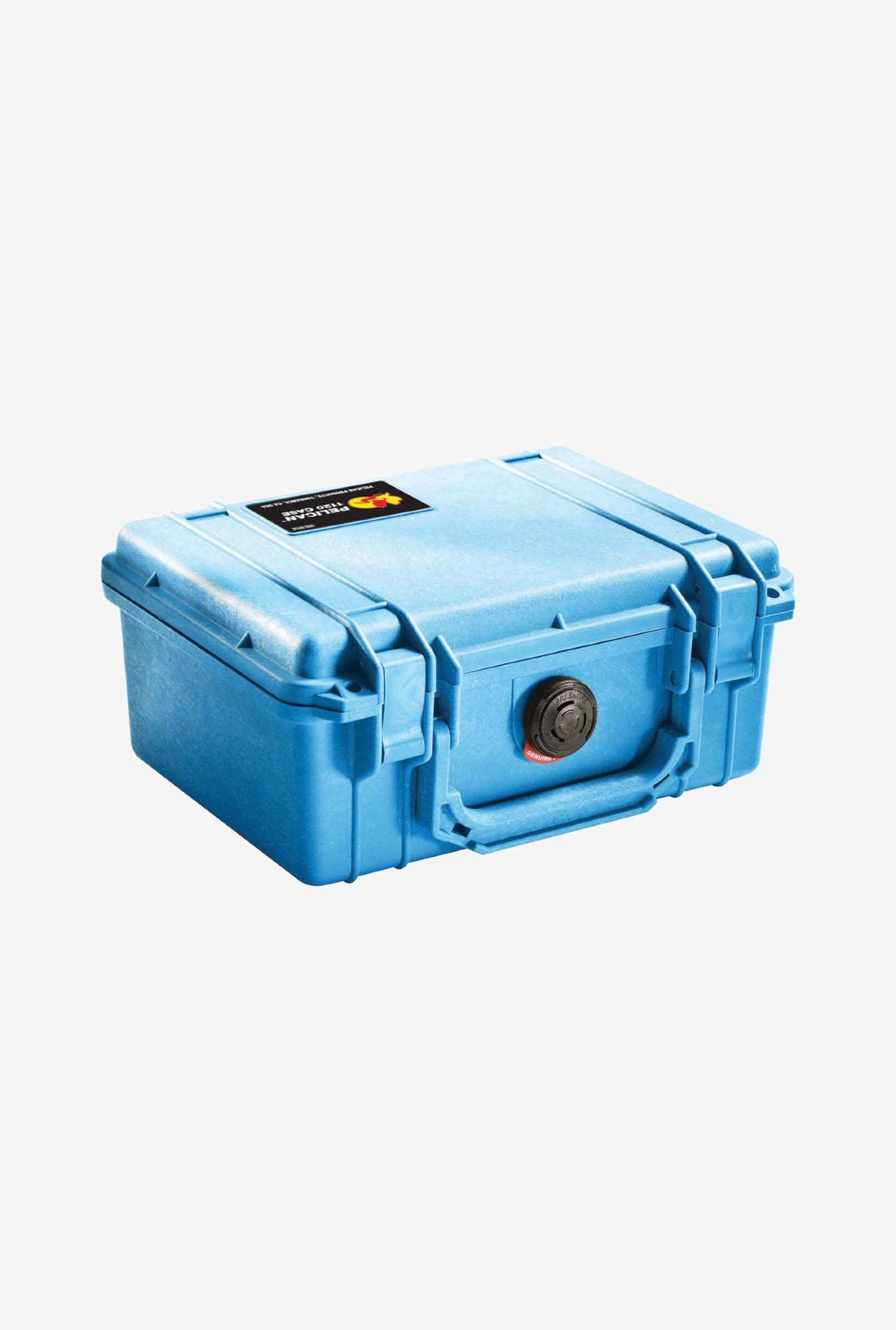 Pelican 1150 Case with Foam for Camera (Blue)