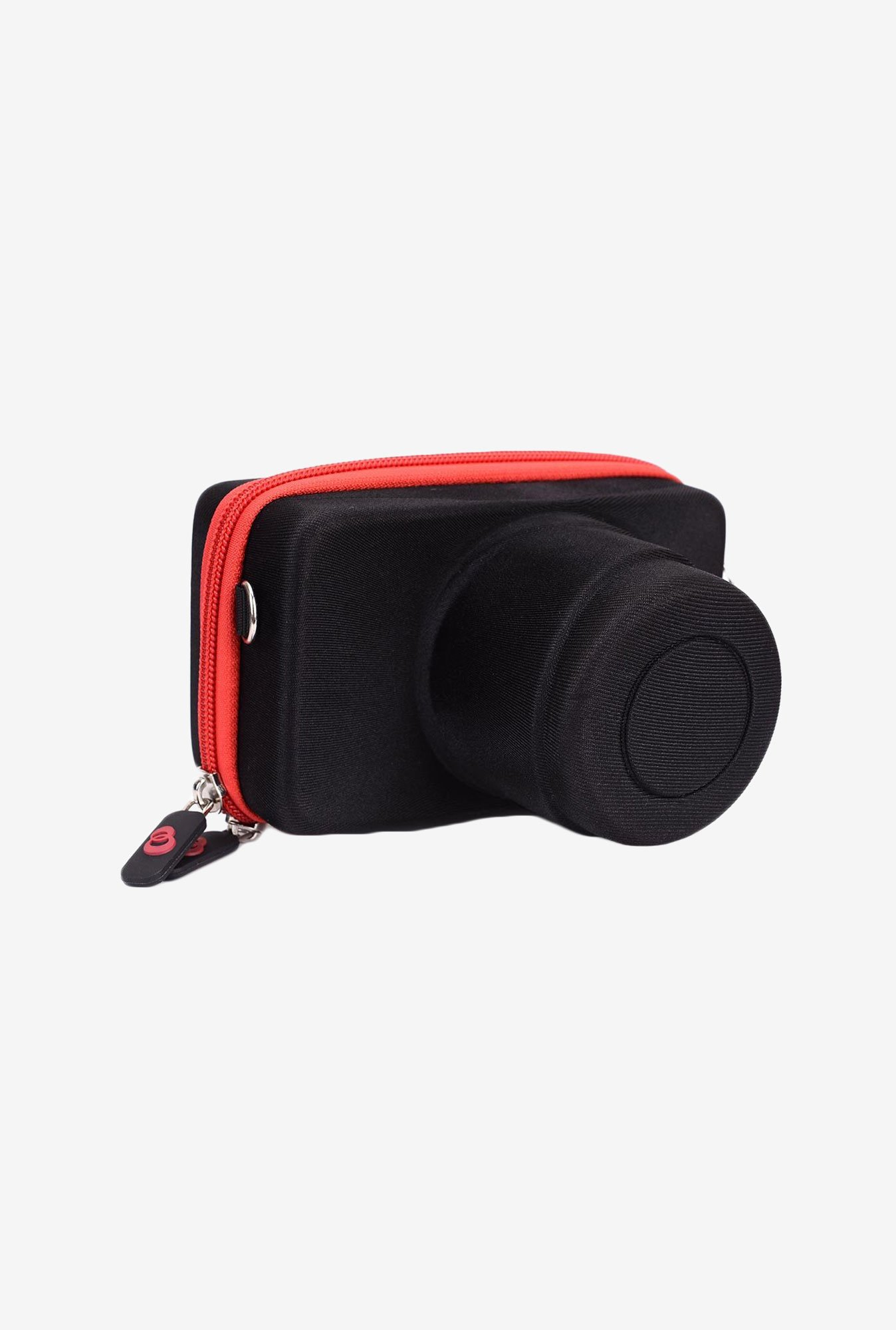 Kroo Kannan FSLRHDR1-6484 Compact System Camera case (Red)