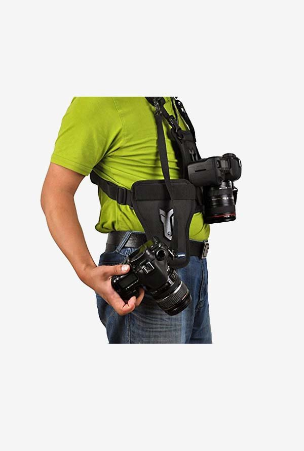 Opteka MCH-25 Multi Camera Carrier Harness Holster System