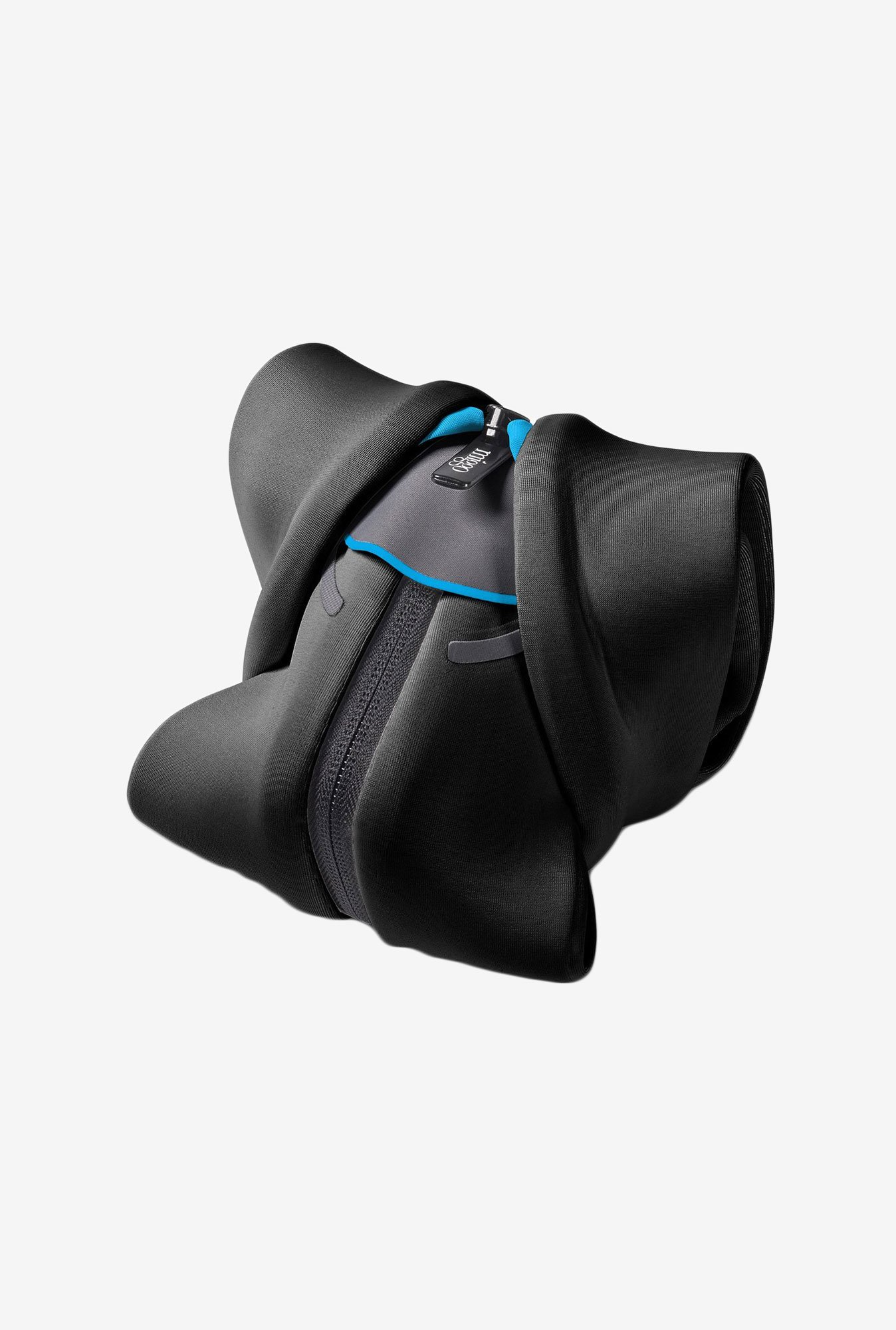 Miggo Strap and Wrap for Compact System Cameras (Black/Blue)