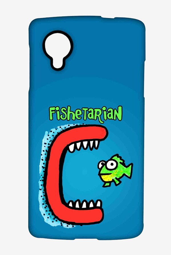 Kritzels Fishetarian Case for LG Nexus 5