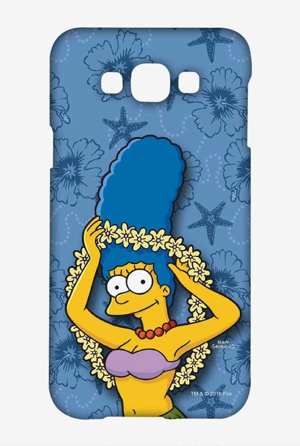 Simpsons Marge Hawaii Case for Samsung Galaxy A8