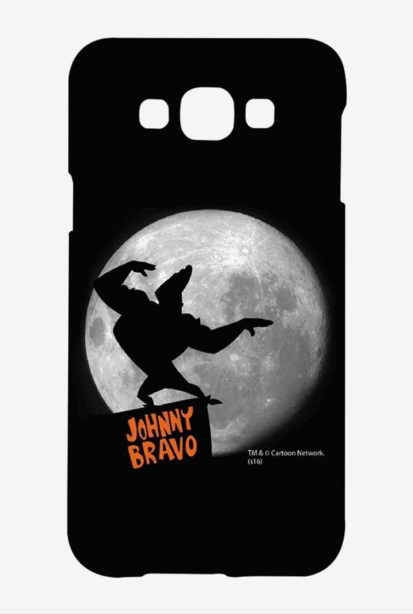 Johnny Bravo On The Moon Case for Samsung Galaxy A8