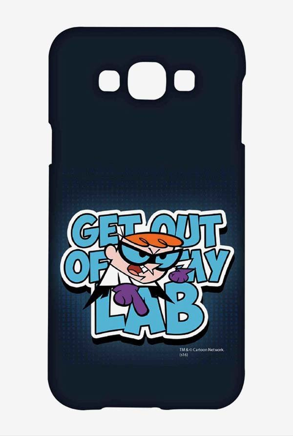 Dexter Get Out Of My Lab Case for Samsung Galaxy A8