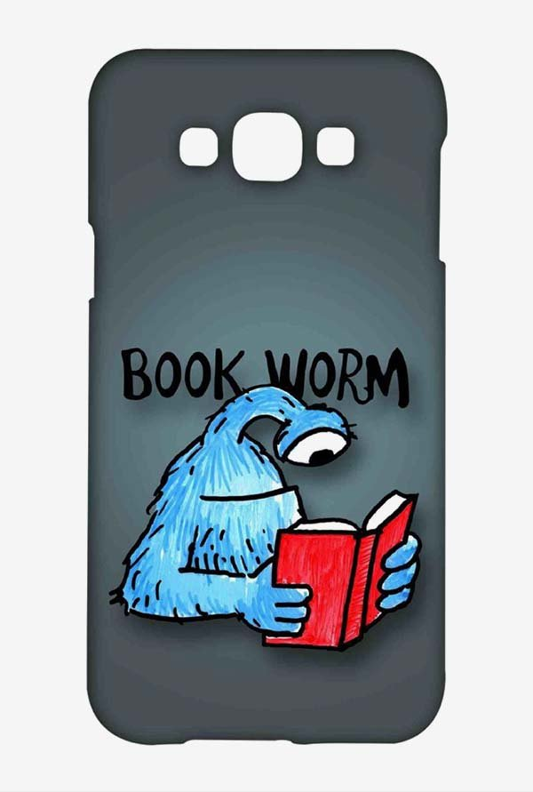 Kritzels Book Worm Case for Samsung Galaxy A8