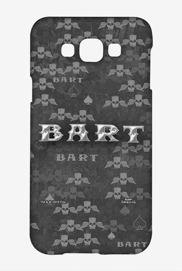 Simpsons Bart Wings Case for Samsung Galaxy A8