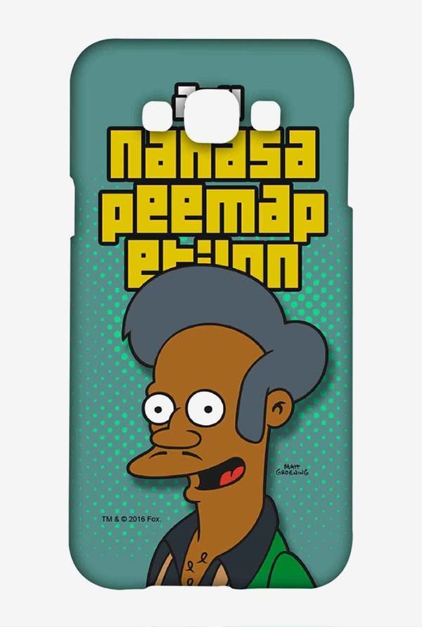 Simpsons Apu Case for Samsung Galaxy A8