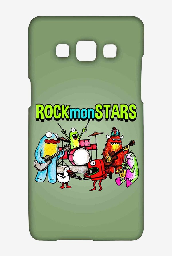 Kritzels Rockmonstars Case for Samsung Galaxy A7