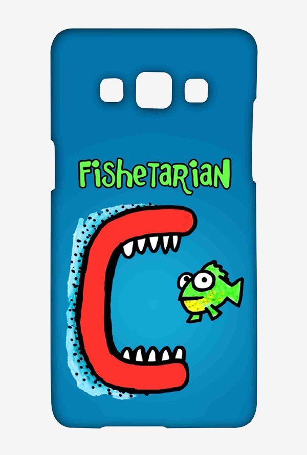 Kritzels Fishetarian Case for Samsung Galaxy A5