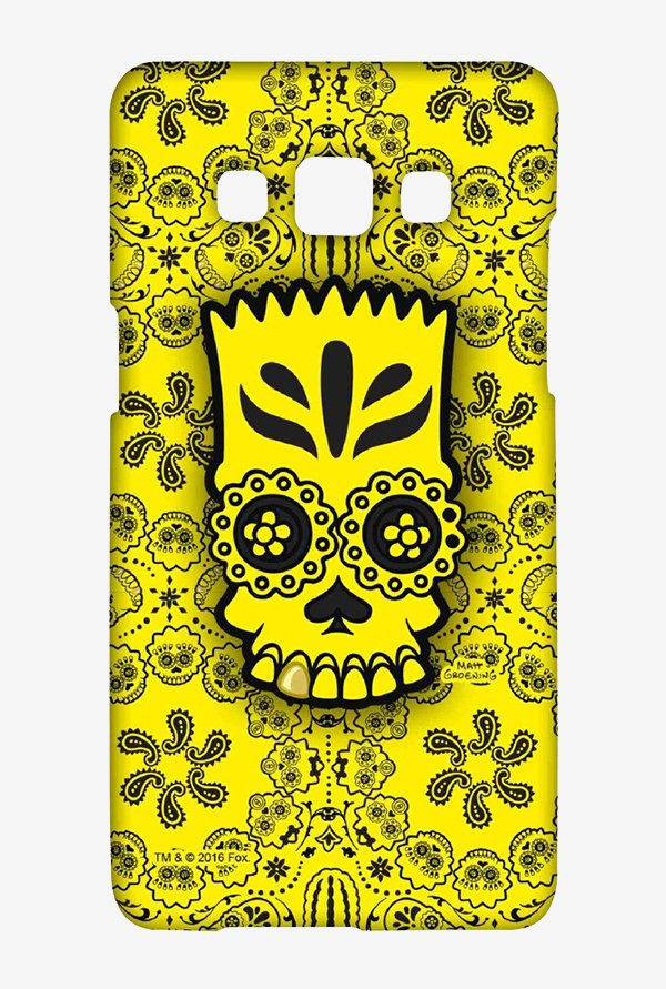 Simpsons Celtic Bart Case for Samsung Galaxy A5