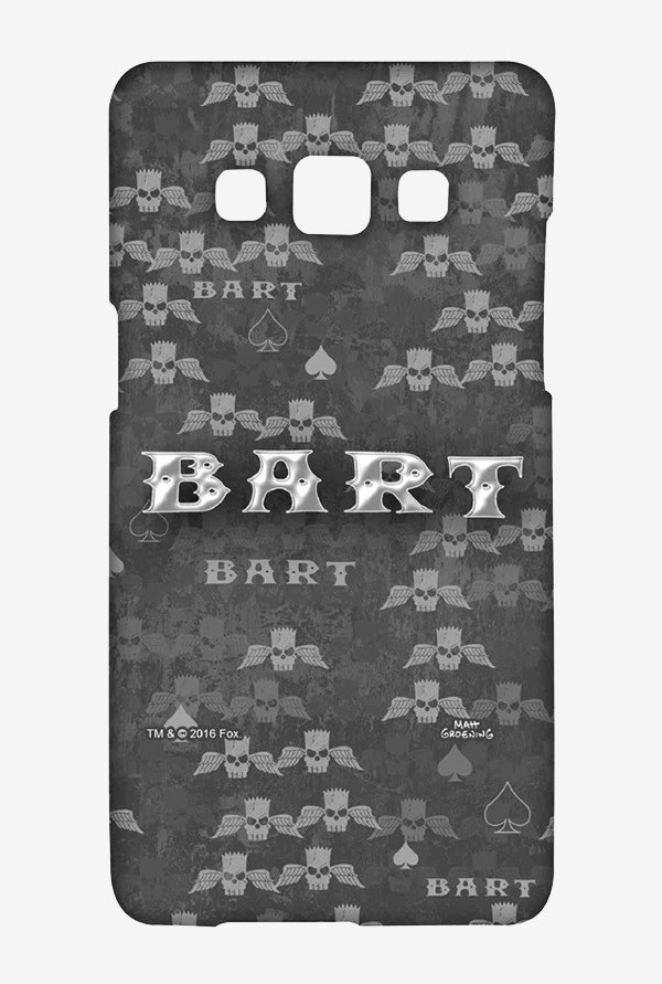 Simpsons Bart Wings Case for Samsung Galaxy A5