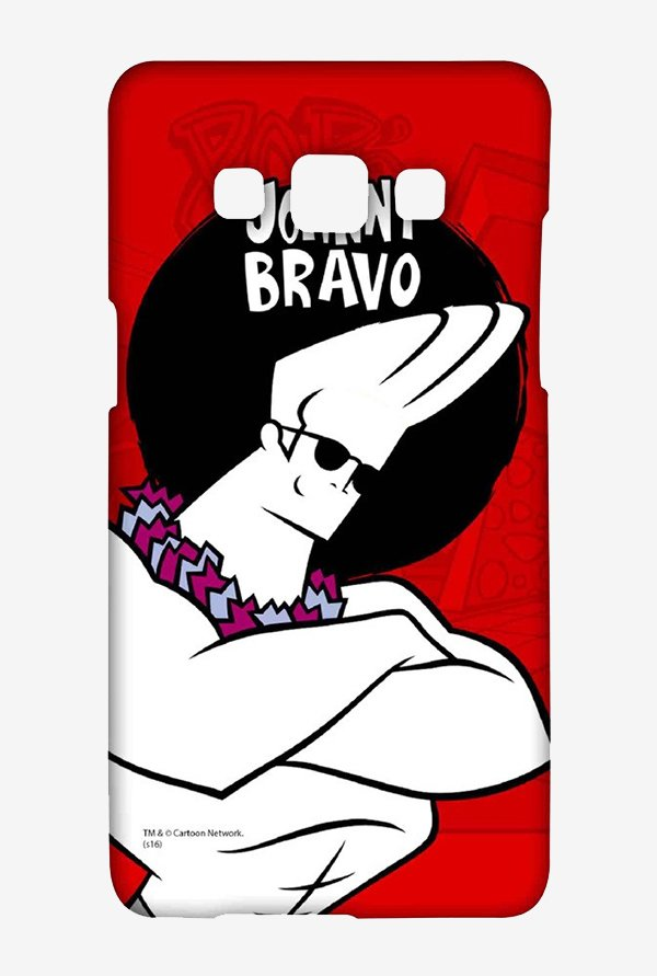Johnny Bravo Hawaii Case for Samsung Galaxy A7