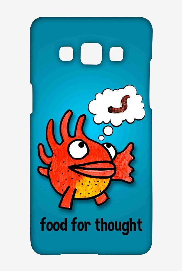 Kritzels Food For Thought Case for Samsung Galaxy A7