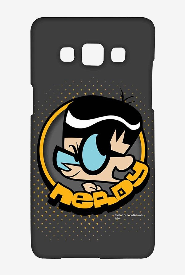 Dexter Talk Nerdy Case for Samsung Galaxy A5