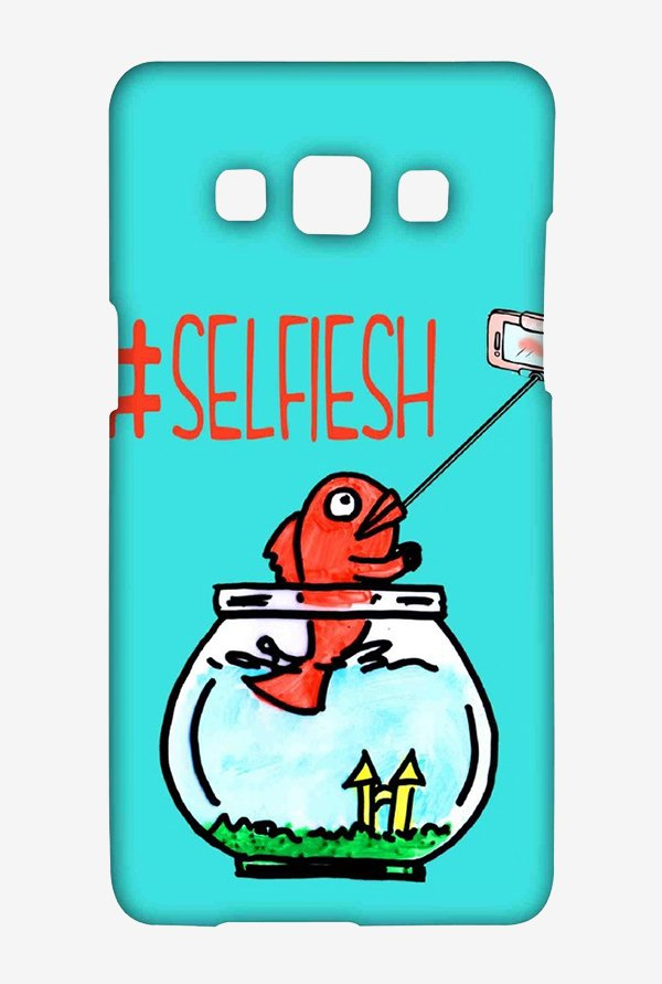 Kritzels Selfiesh Case for Samsung Galaxy A5