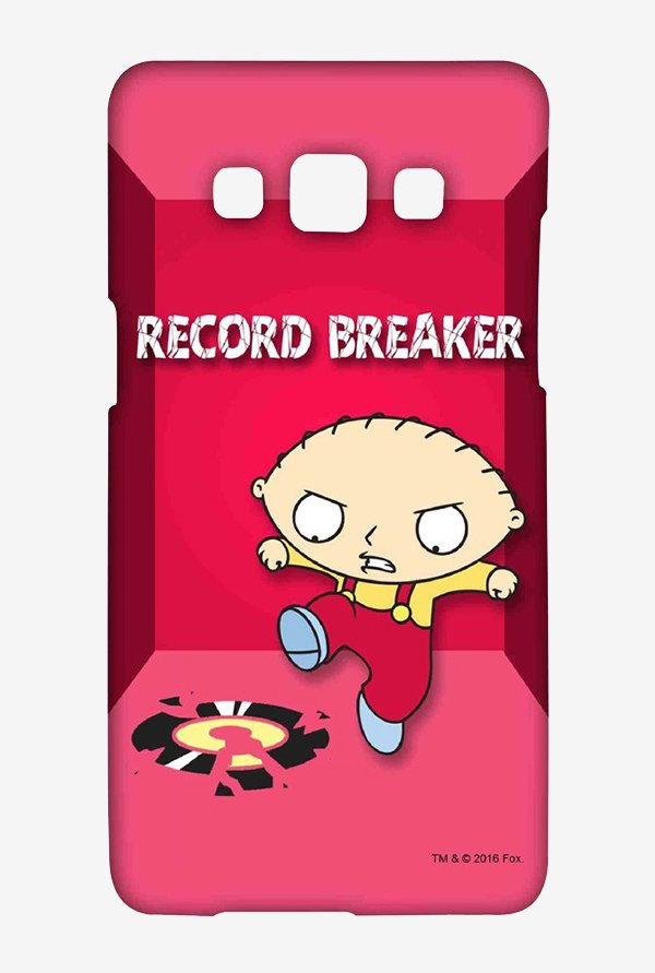 Family Guy Record Breaker Case for Samsung Galaxy A5