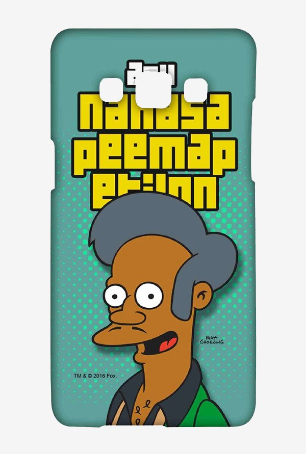 Simpsons Apu Case for Samsung Galaxy A5
