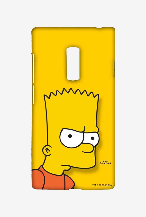 Bart Simpson Case for Oneplus Two