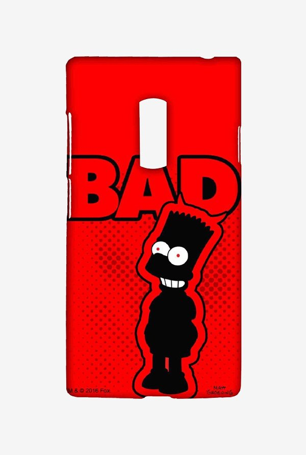 Simpsons Bad Case for Oneplus Two