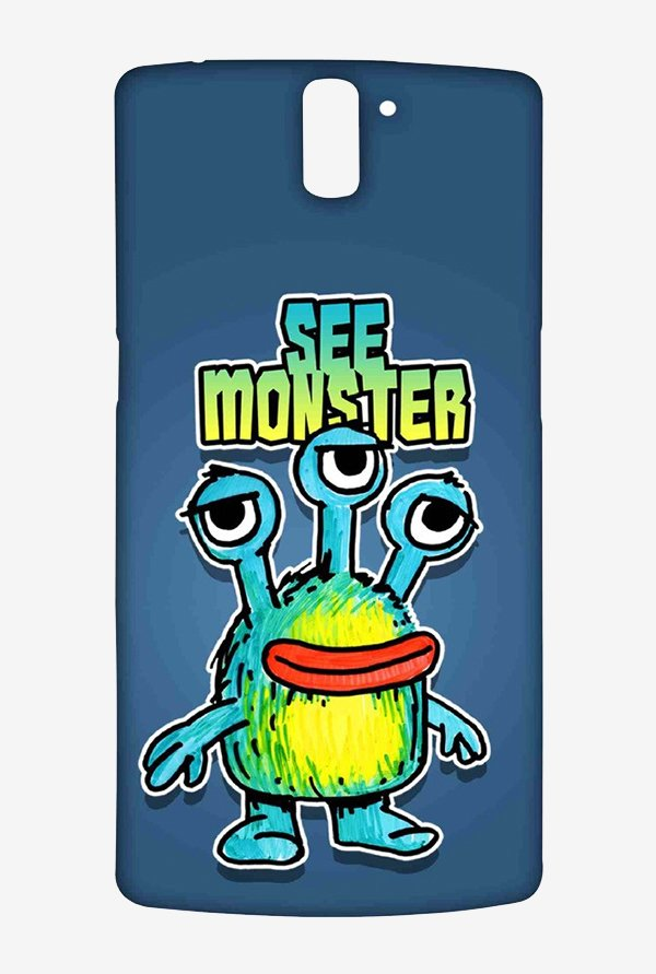 Kritzels See Monster Case for Oneplus One