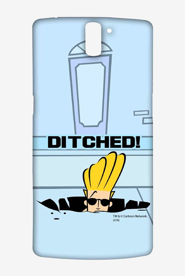Johnny Bravo Ditched Case for Oneplus One
