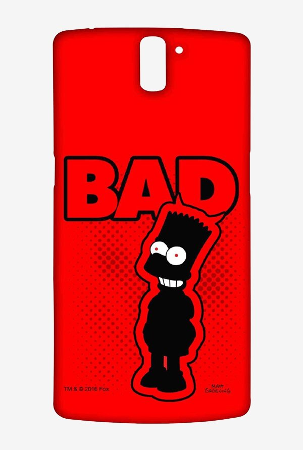 Simpsons Bad Case for Oneplus One
