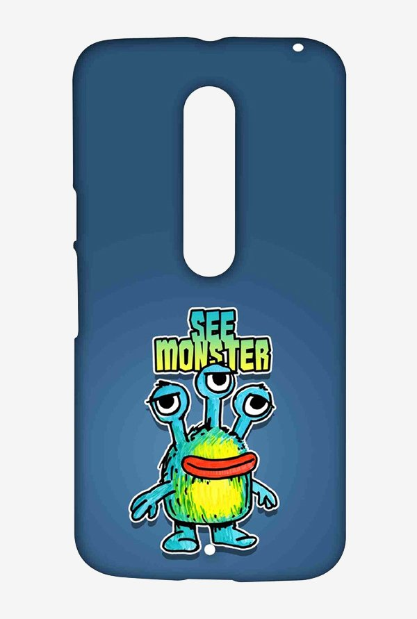 Kritzels See Monster Case for Moto X Style