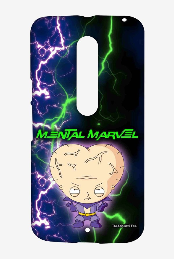 Family Guy Mental Marvel Case for Moto X Style