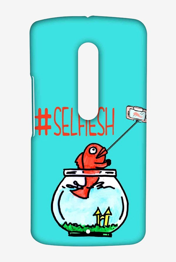 Kritzels Selfiesh Case for Moto X Play