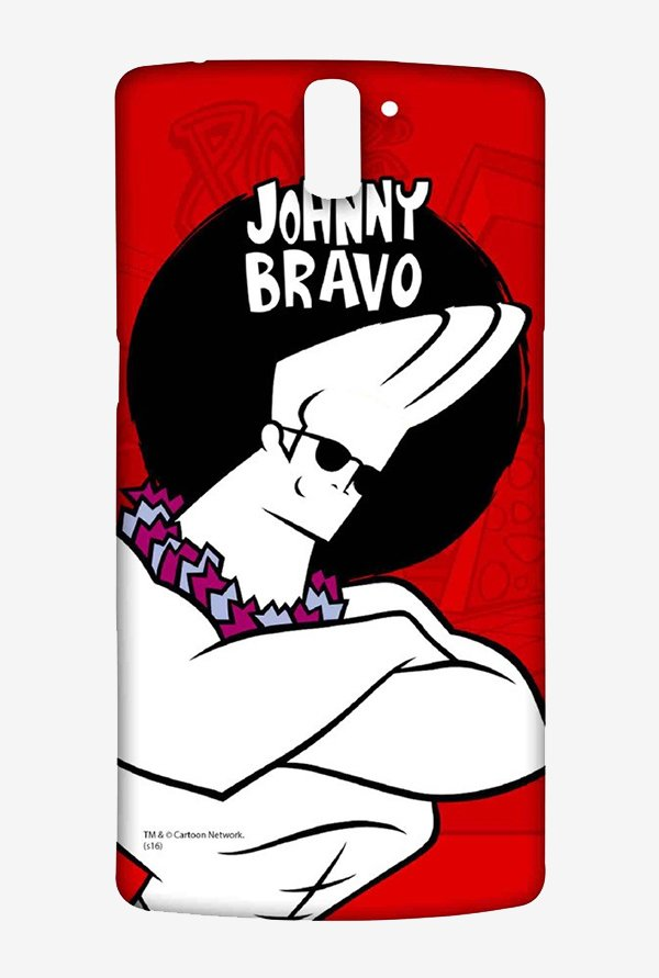 Johnny Bravo Hawaii Case for Oneplus One
