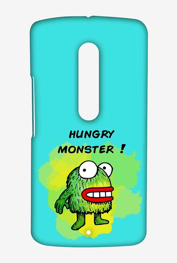 Kritzels Hungry Monster Case for Moto X Play