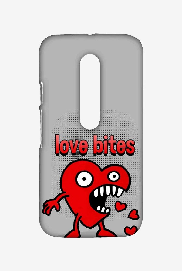 Kritzels Love Bites Case for Moto G3