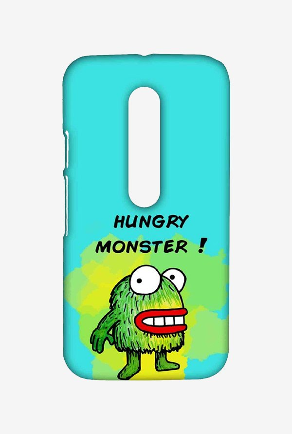 Kritzels Hungry Monster Case for Moto G3