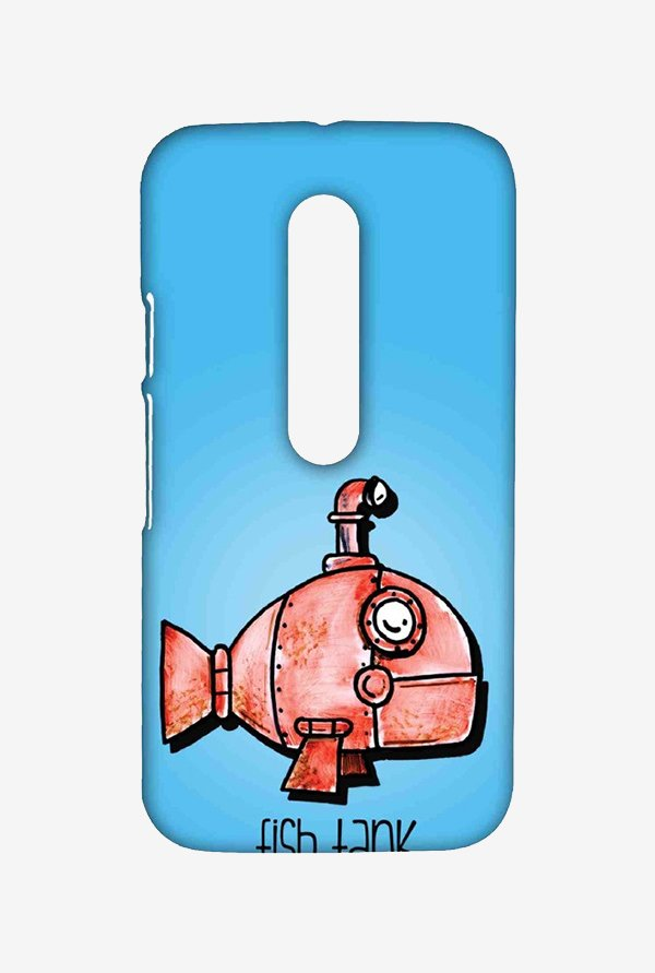Kritzels Fish Tank Case for Moto G3