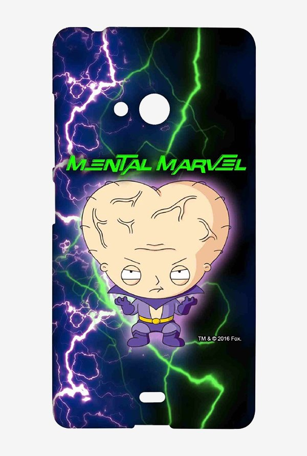Family Guy Mental Marvel Case for Microsoft Lumia 540