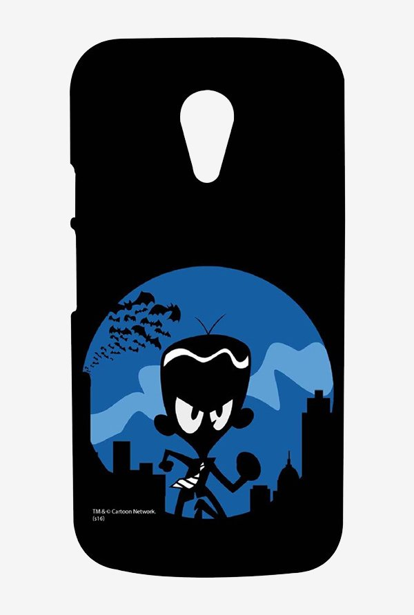 Dexter Mandark Case for Moto G2