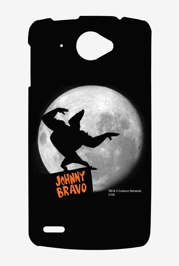 Johnny Bravo On The Moon Case for Lenovo S920