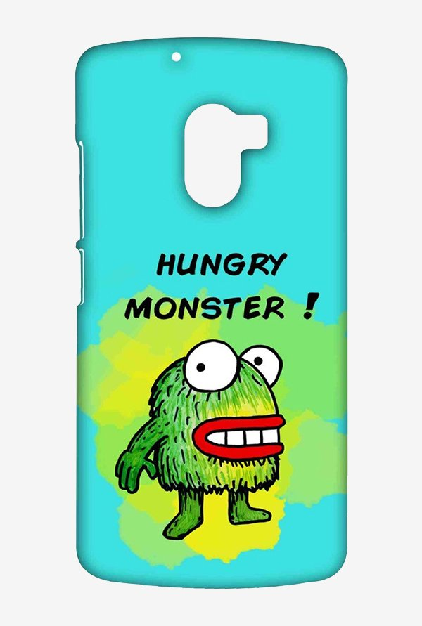 Kritzels Hungry Monster Case for Lenovo K4 Note