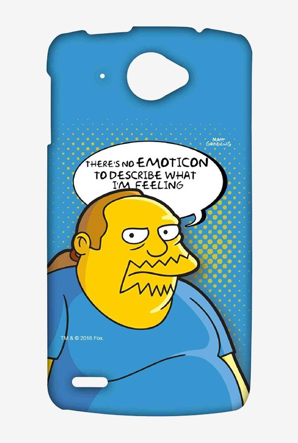 Simpsons Comic Guy Case for Lenovo S920