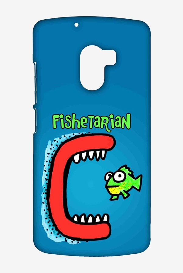 Kritzels Fishetarian Case for Lenovo K4 Note