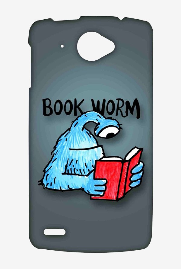 Kritzels Book Worm Case for Lenovo S920
