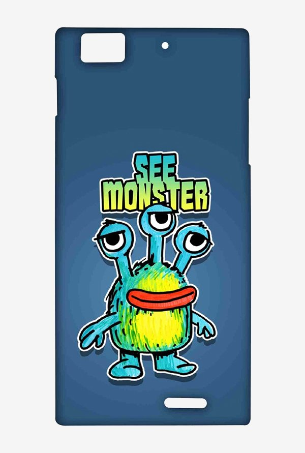 Kritzels See Monster Case for Lenovo K900