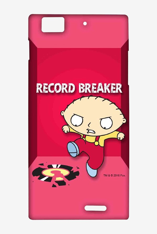 Family Guy Record Breaker Case for Lenovo K900