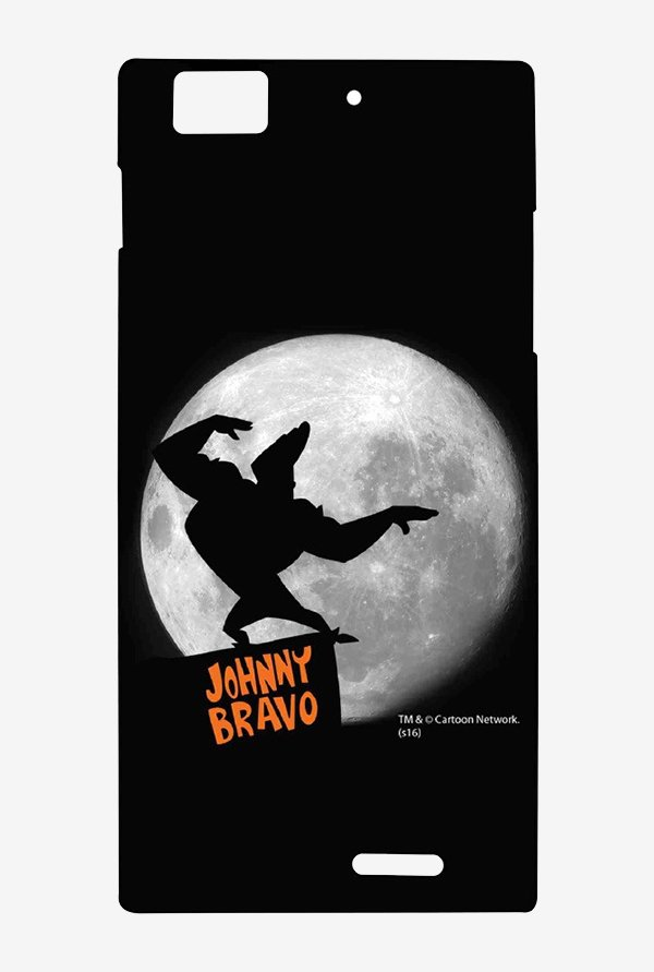 Johnny Bravo On The Moon Case for Lenovo K900