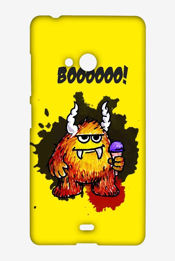Kritzels Booo Case for Microsoft Lumia 540