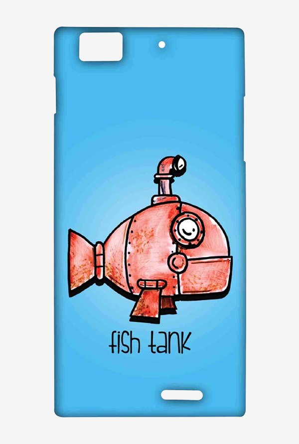 Kritzels Fish Tank Case for Lenovo K900