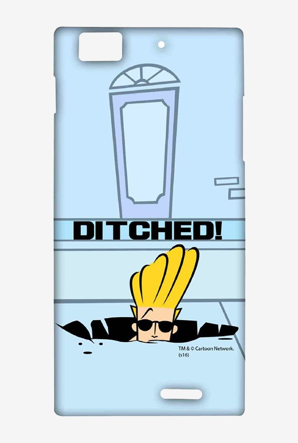 Johnny Bravo Ditched Case for Lenovo K900