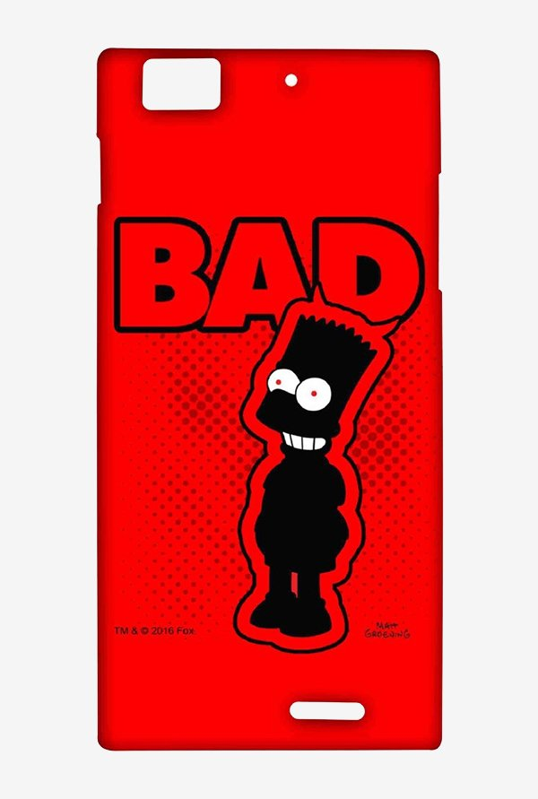 Simpsons Bad Case for Lenovo K900