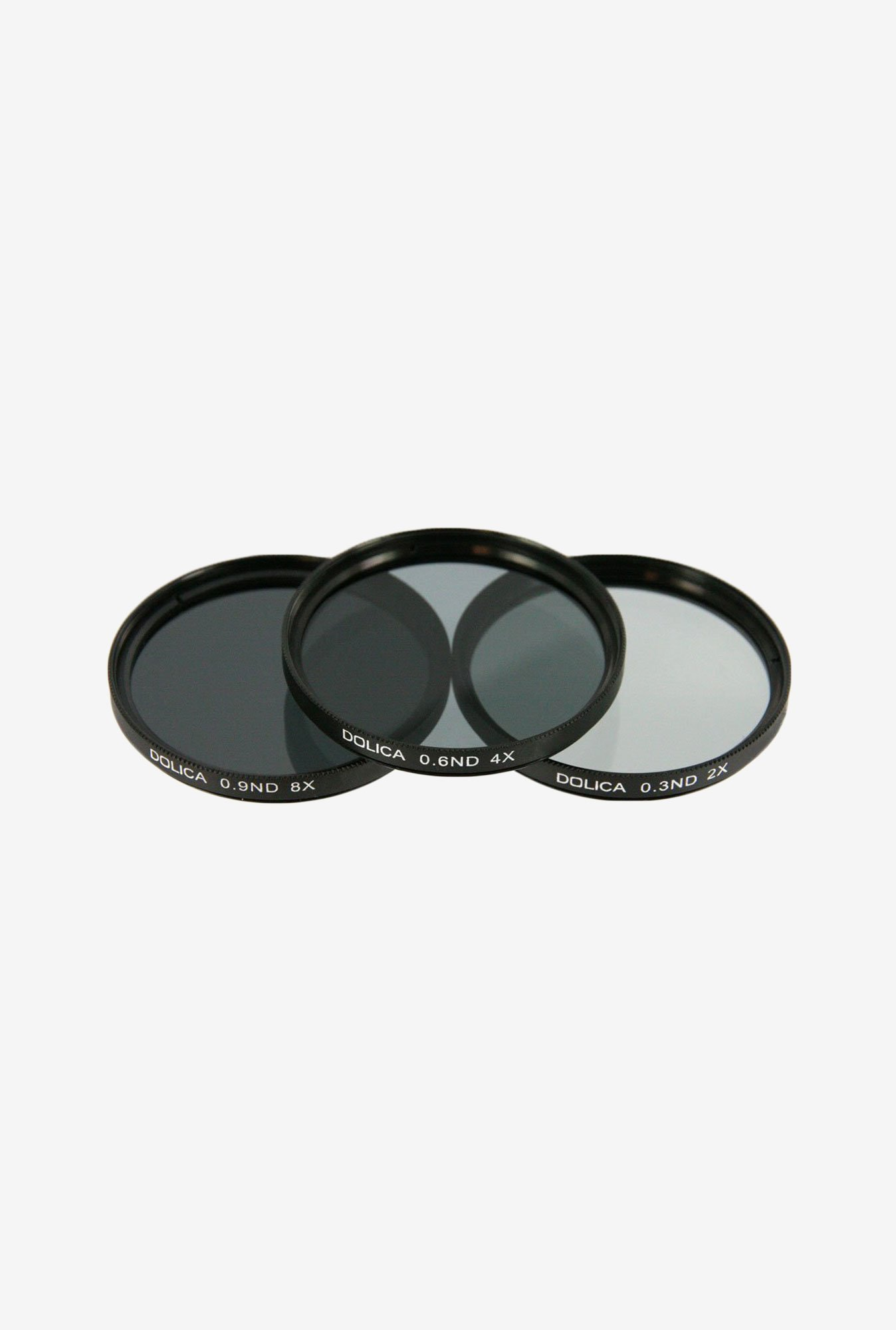 Dolica CF-NDK67 Neutral Density Filter Kit (Black)
