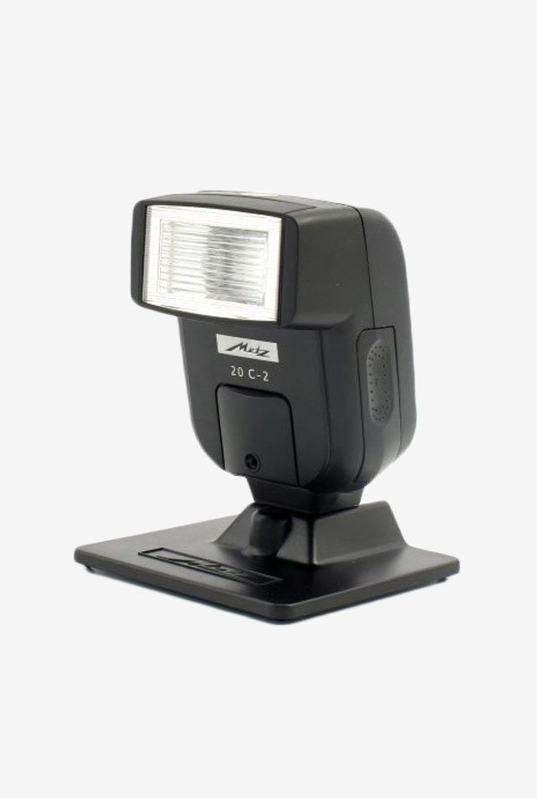 Metz 20 C-2 Automatic Flash with Tilt Reflector (Black)